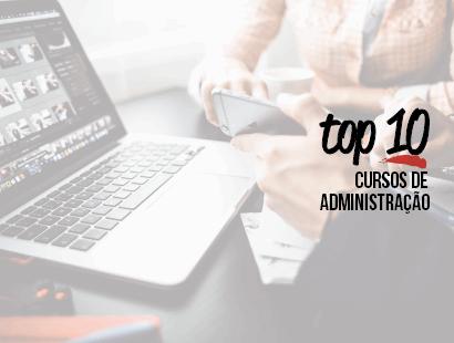 cursos mais buscados na área de administração