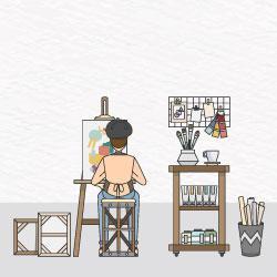 a arte como terapia