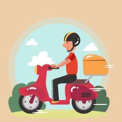 manobras de moto