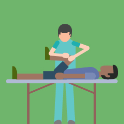 técnicas de massagem
