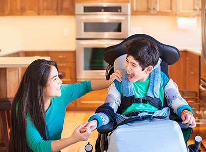 Cuidador da Criança com Deficiência