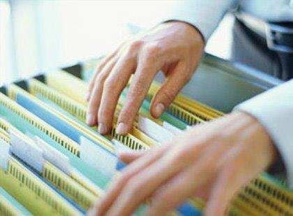 Controle de Arquivos e Documentos