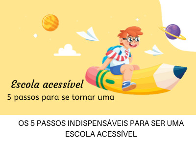 E-book Acessibilidade e Informática na Escola Inclusiva